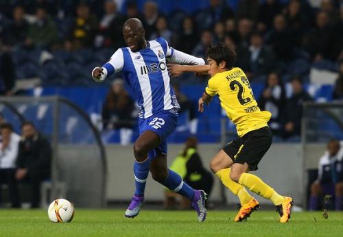 Dortmund enter the UEL last 16 round kagawa