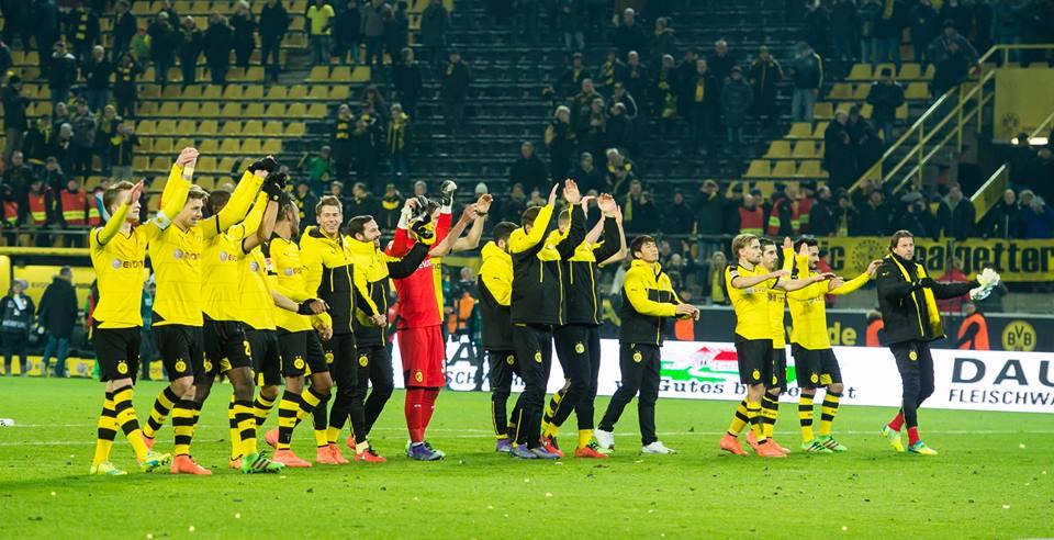 Ballspielverein Borussia aus Dortmund BVB 31 (01) Hoffenheim
