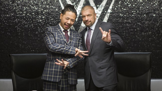 Details on Shinsuke Nakamura's WWE Contract, Noelle Foley Talks a Possible WWE Future