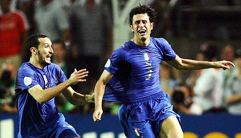 Italy v Germany 2006 Grosso
