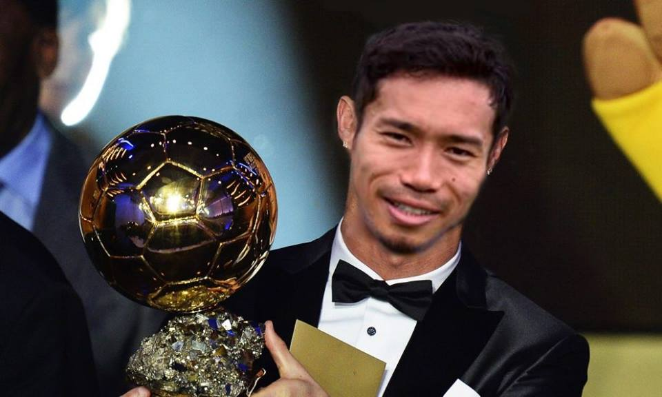 nagatomo for Ballon dOr