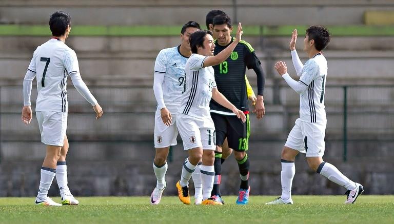 Tri Olímpico muestra deficiencias en amistoso frente a Japón
