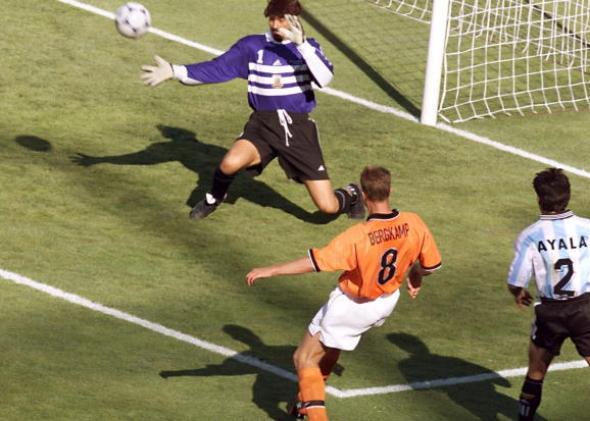 bergkamp argentina goal