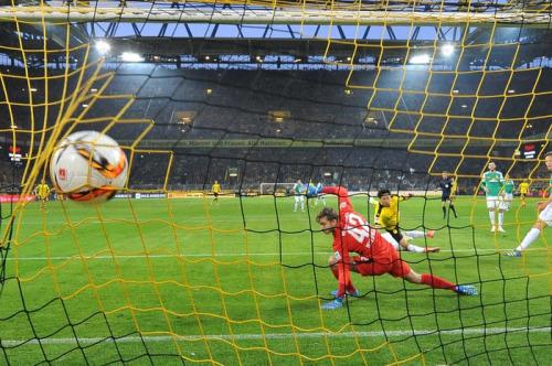 kagawa goal against bremen 3-2