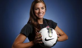 Alex-Morgan-role model
