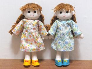 20131223 着せ替え人形