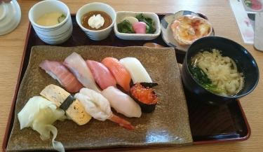 寿司ランチ980