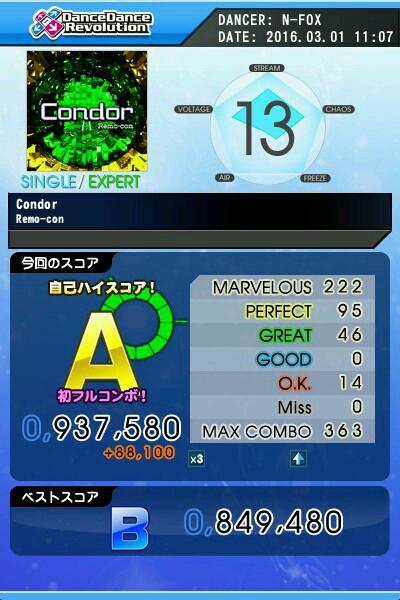 Condor ESP A 緑フルコン