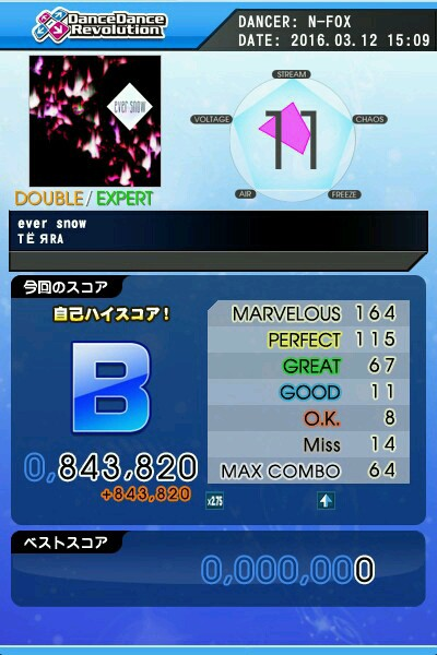ever snow EDP B
