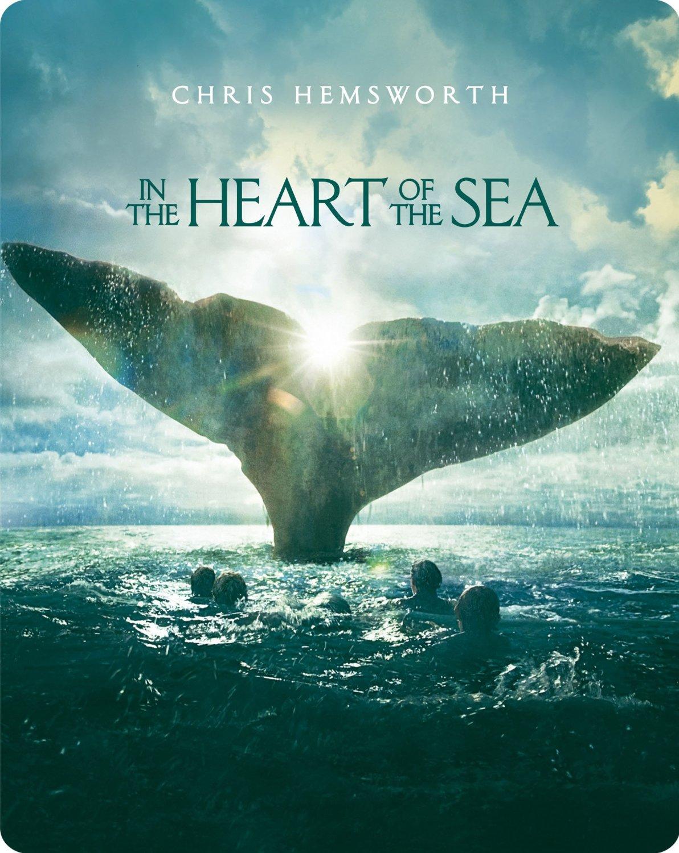 白鯨との闘い 3D&2D ブルーレイセット スチールブック仕様