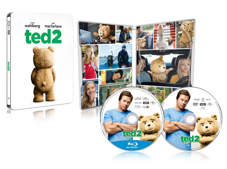 テッド2 スチールブック