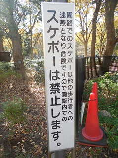ふれあい通の公園大橋@東京都新宿区h