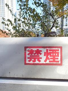 ふれあい通の公園大橋@東京都新宿区g