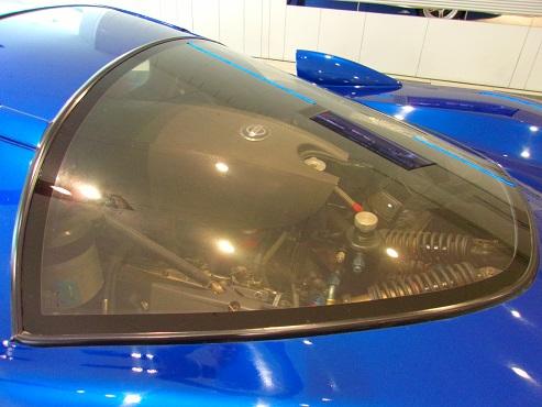 日産R390GT1 98年ルマン公認取得用ロードカーf