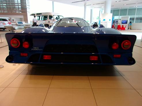 日産R390GT1 98年ルマン公認取得用ロードカーe