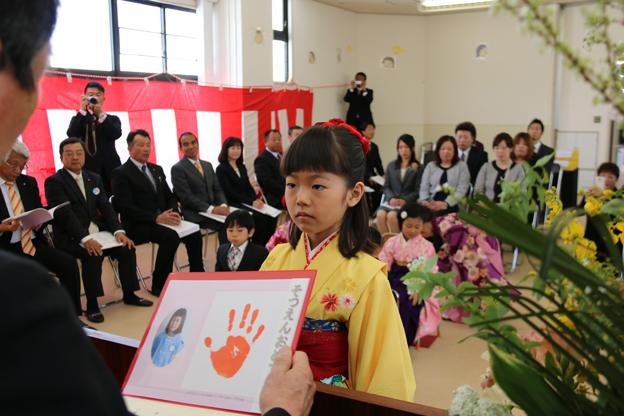 20160318幼稚園卒園式
