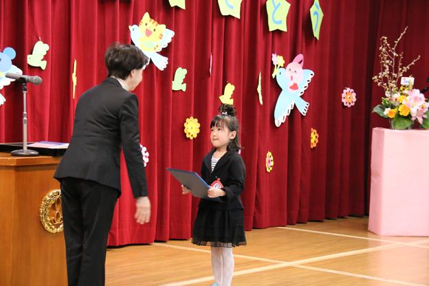 20160320沼田保育園卒園式