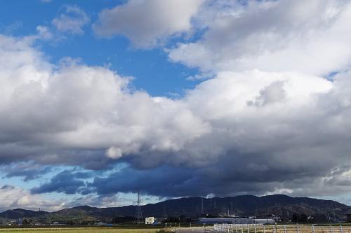 雲の上には・・・