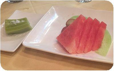 湄河餐廳果物