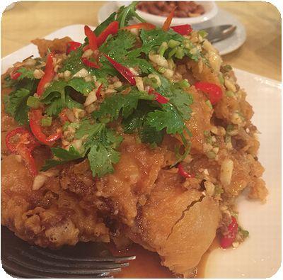 湄河餐廳鶏