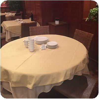 湄河餐廳店内