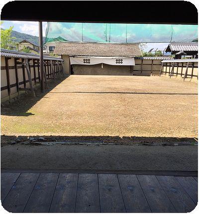 松代弓道場