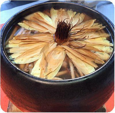 食養山房チキンスープ