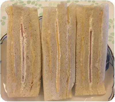 洪瑞珍白サンド