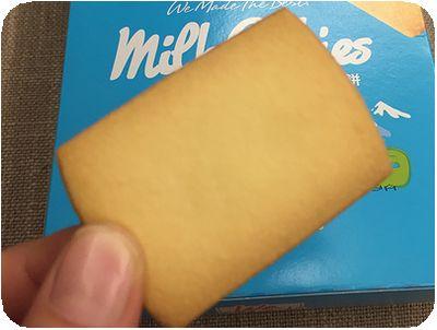 瑞士牛乳餅クッキー