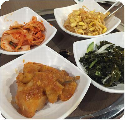 韓笑味韓國廚房付けだし