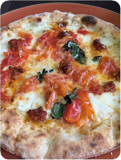 Solo Trattoria ピザ