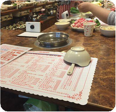鍋媽媽日式涮涮鍋店内