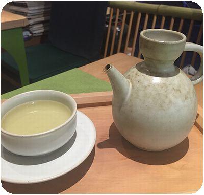 串門子茶館お茶
