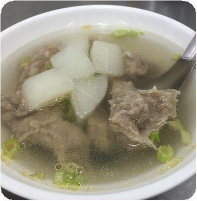 阿川油飯スープ
