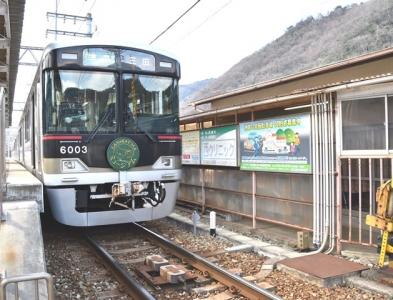 神戸電鉄6000系ミュージアムトレイン