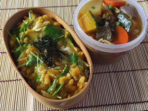 天玉丼弁当01