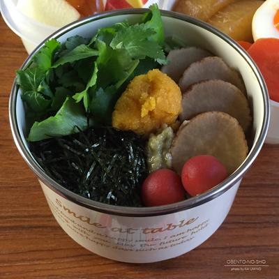 手羽先と野菜の黒酢煮弁当03