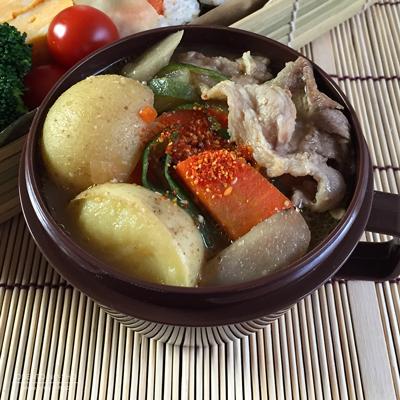 スモークサーモン&クリームチーズの恵方巻き(もどき)弁当03