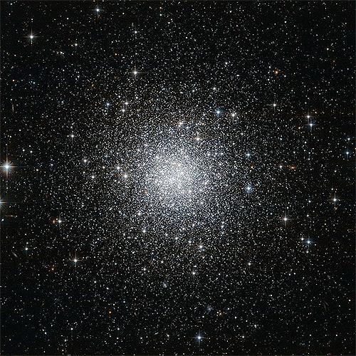 球状星団で人を探そう