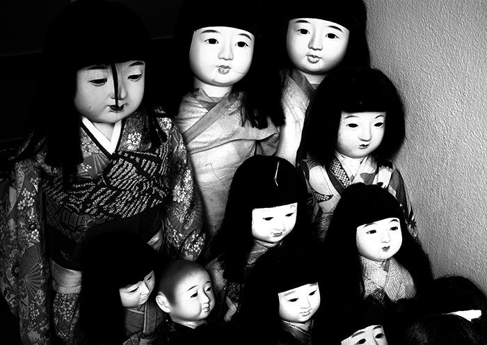 日本人形の怖さは異常