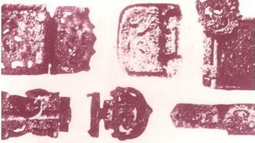 西晋のアルミニウム合金製ベルトバックル
