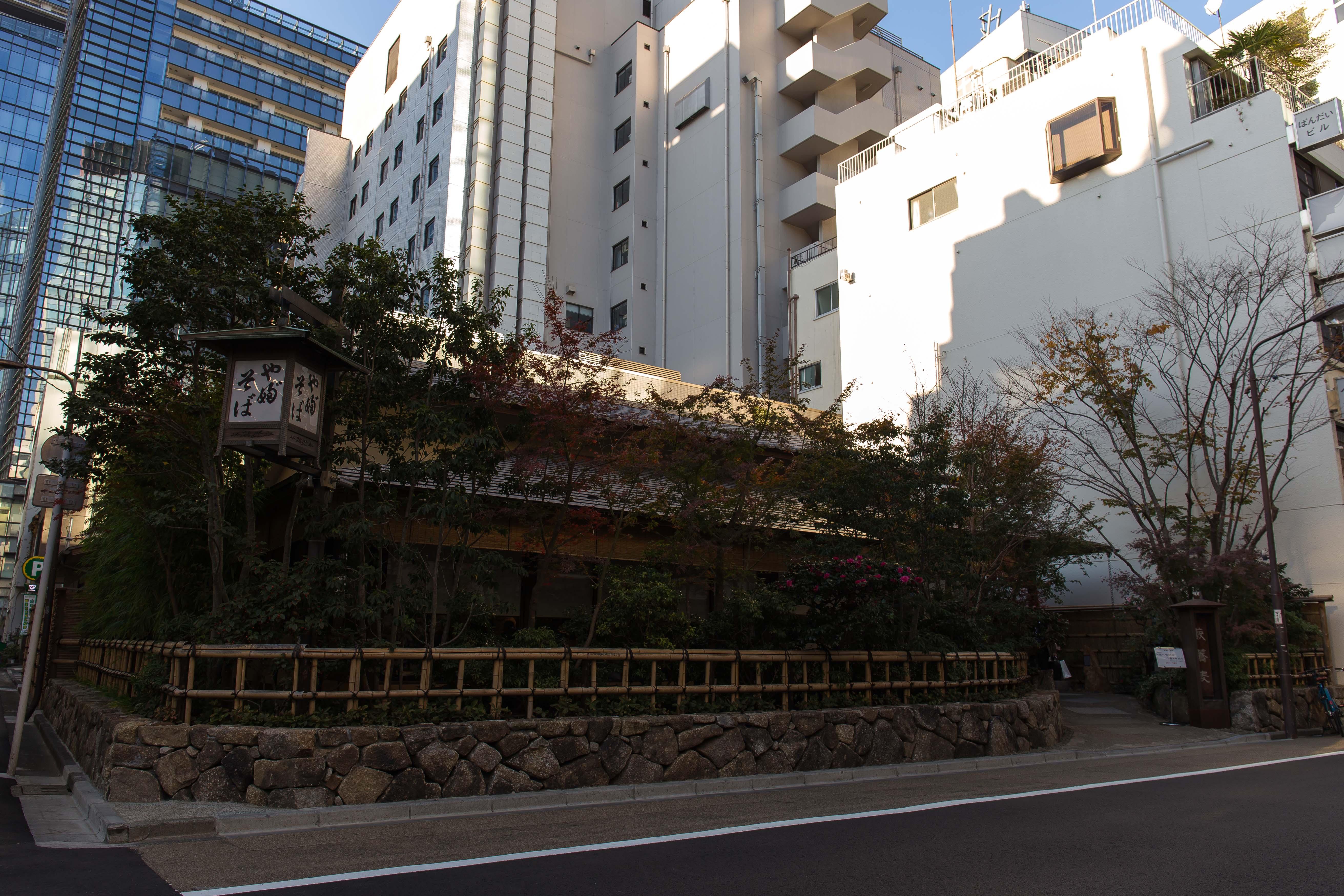 神田「吟花」と「薮蕎麦」(4)