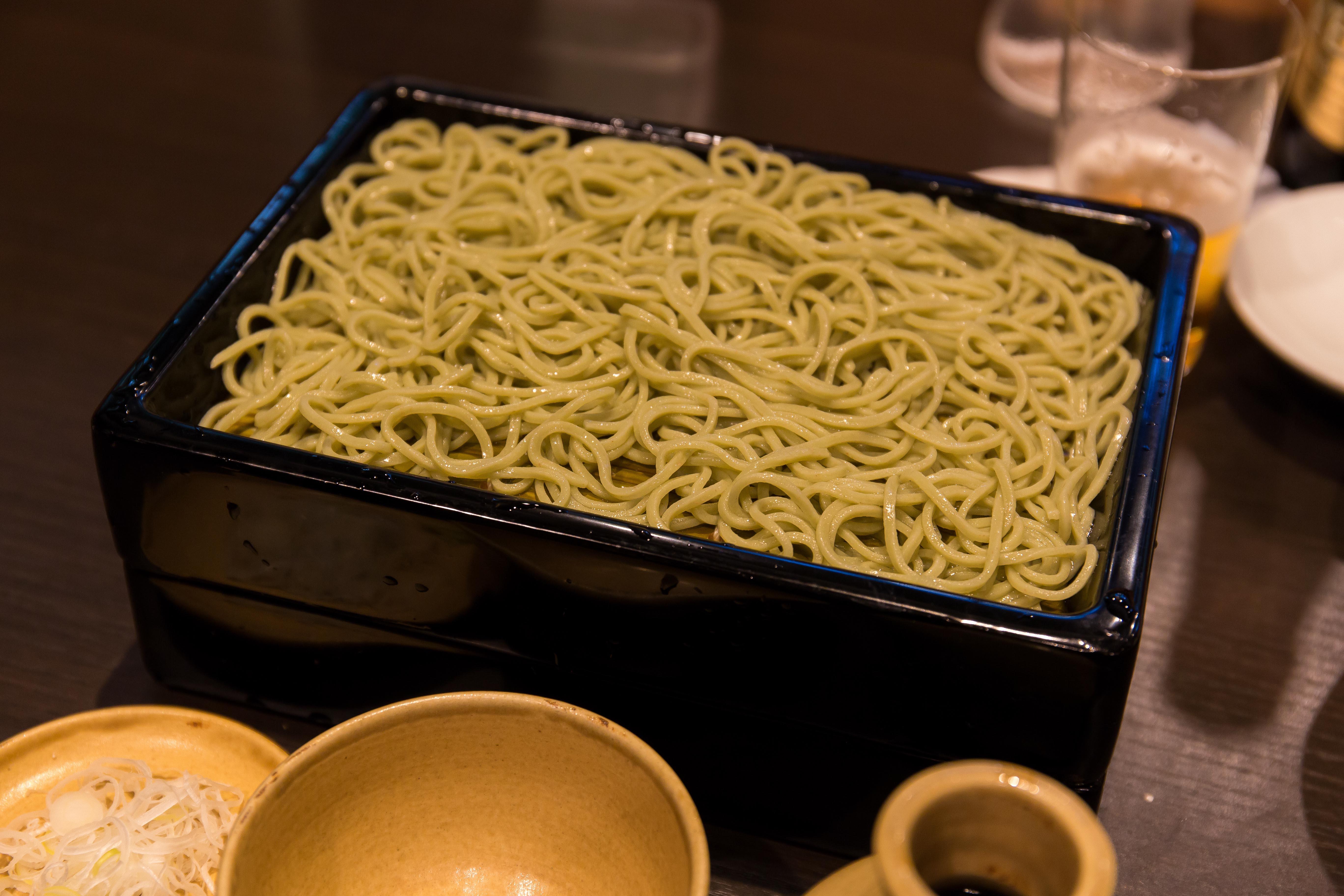 神田「吟花」と「薮蕎麦」(7)