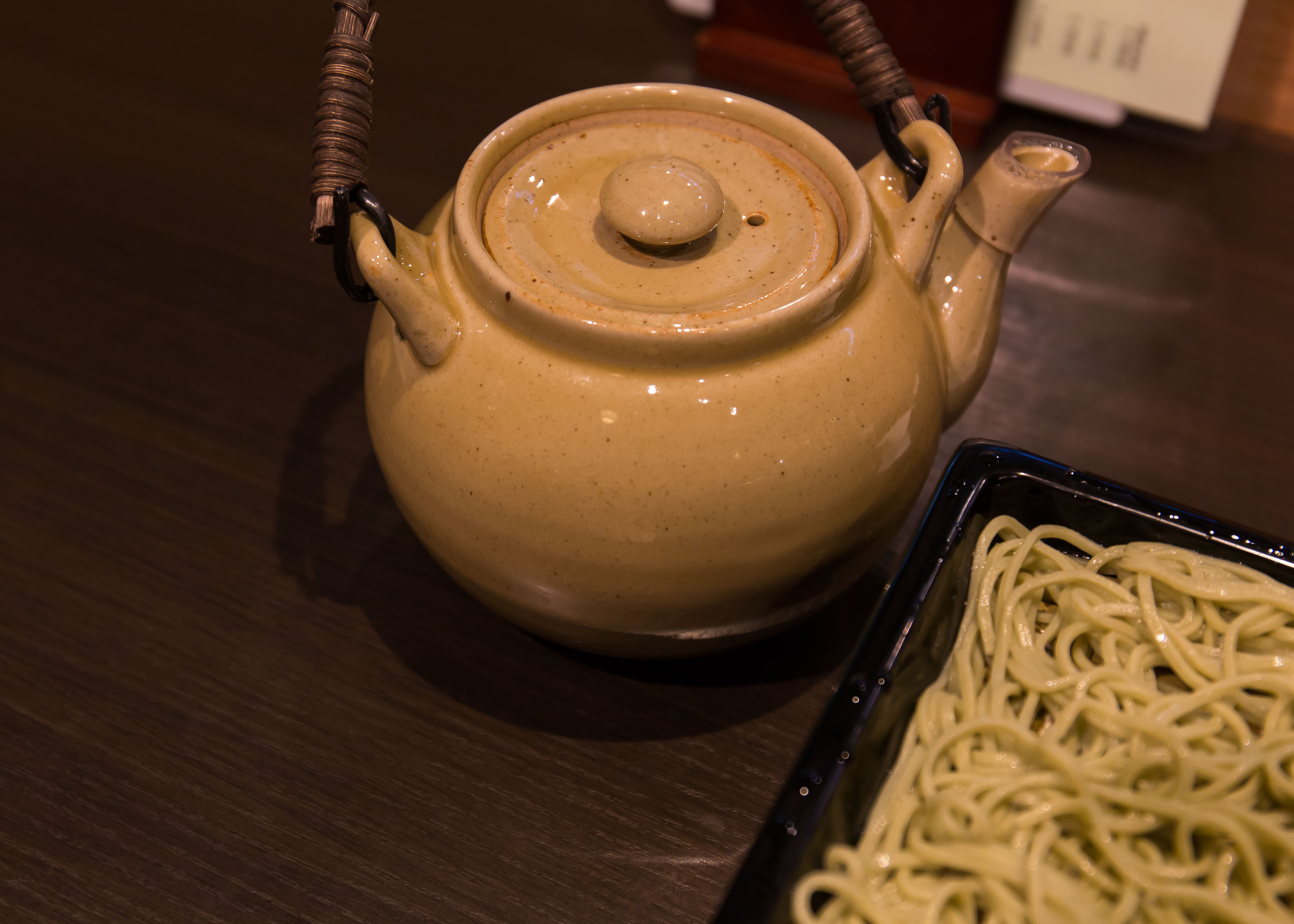 神田「吟花」と「薮蕎麦」(8)