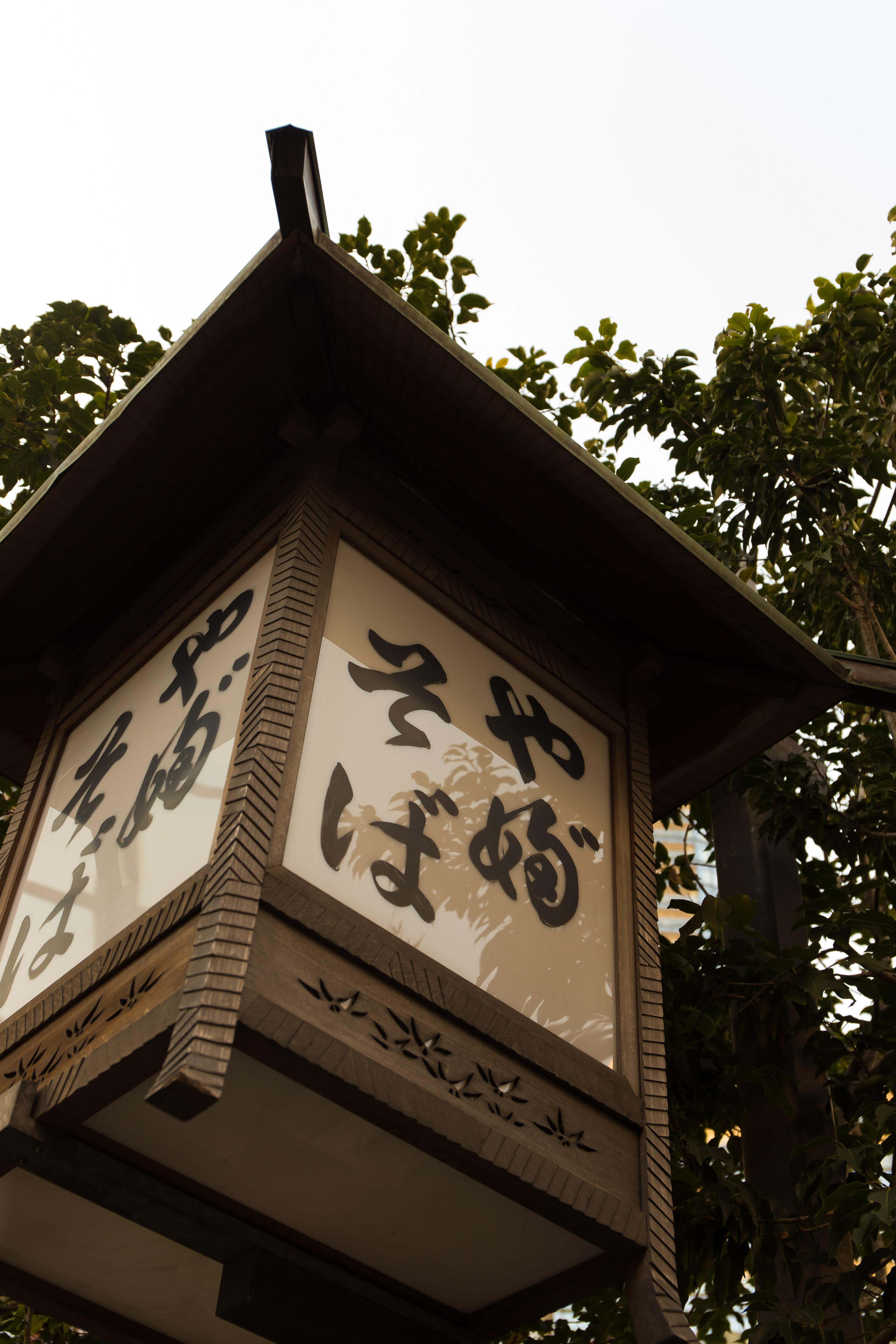 神田「吟花」と「薮蕎麦」(1)