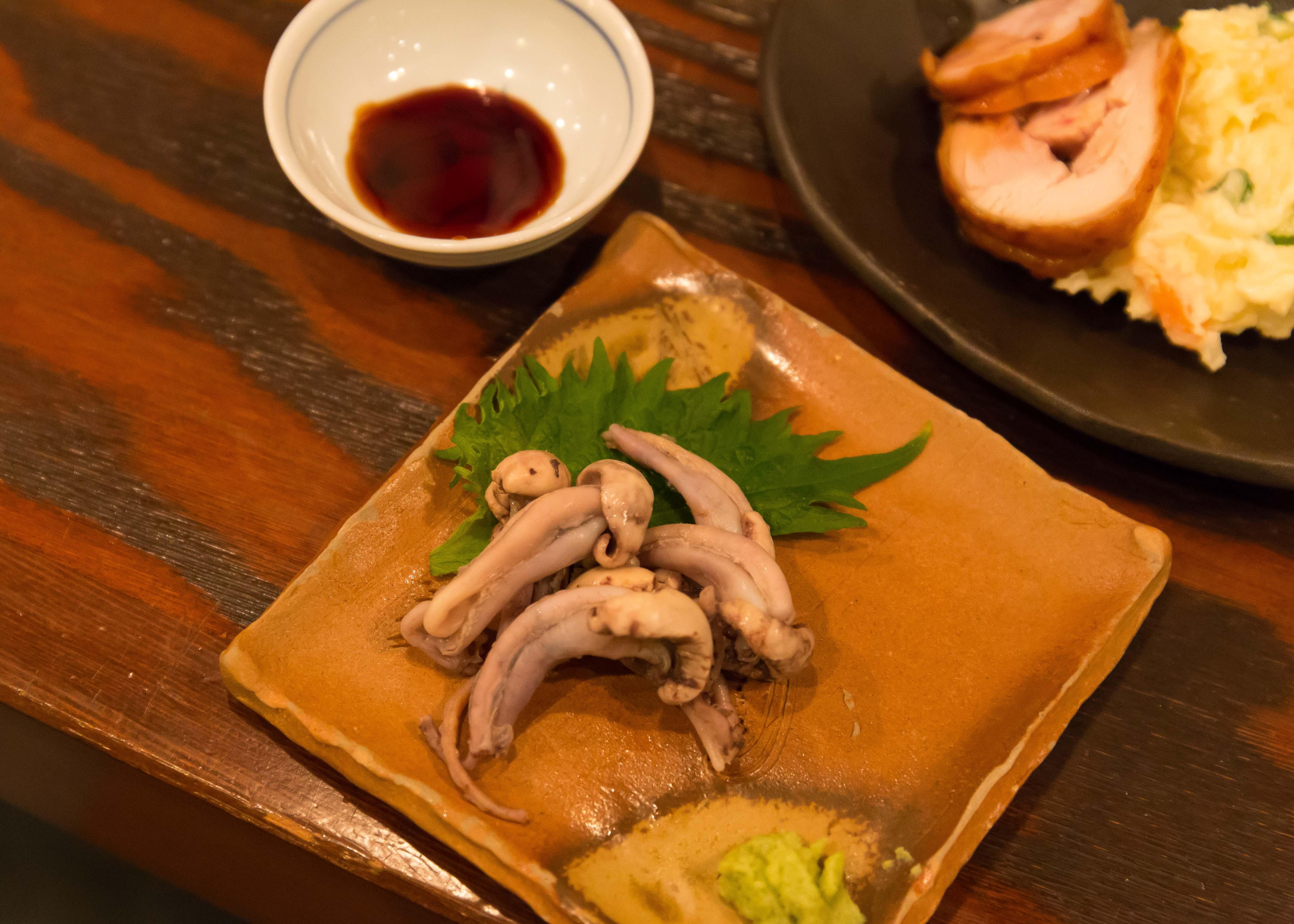 稲毛屋でクリスマス晩酌(4)