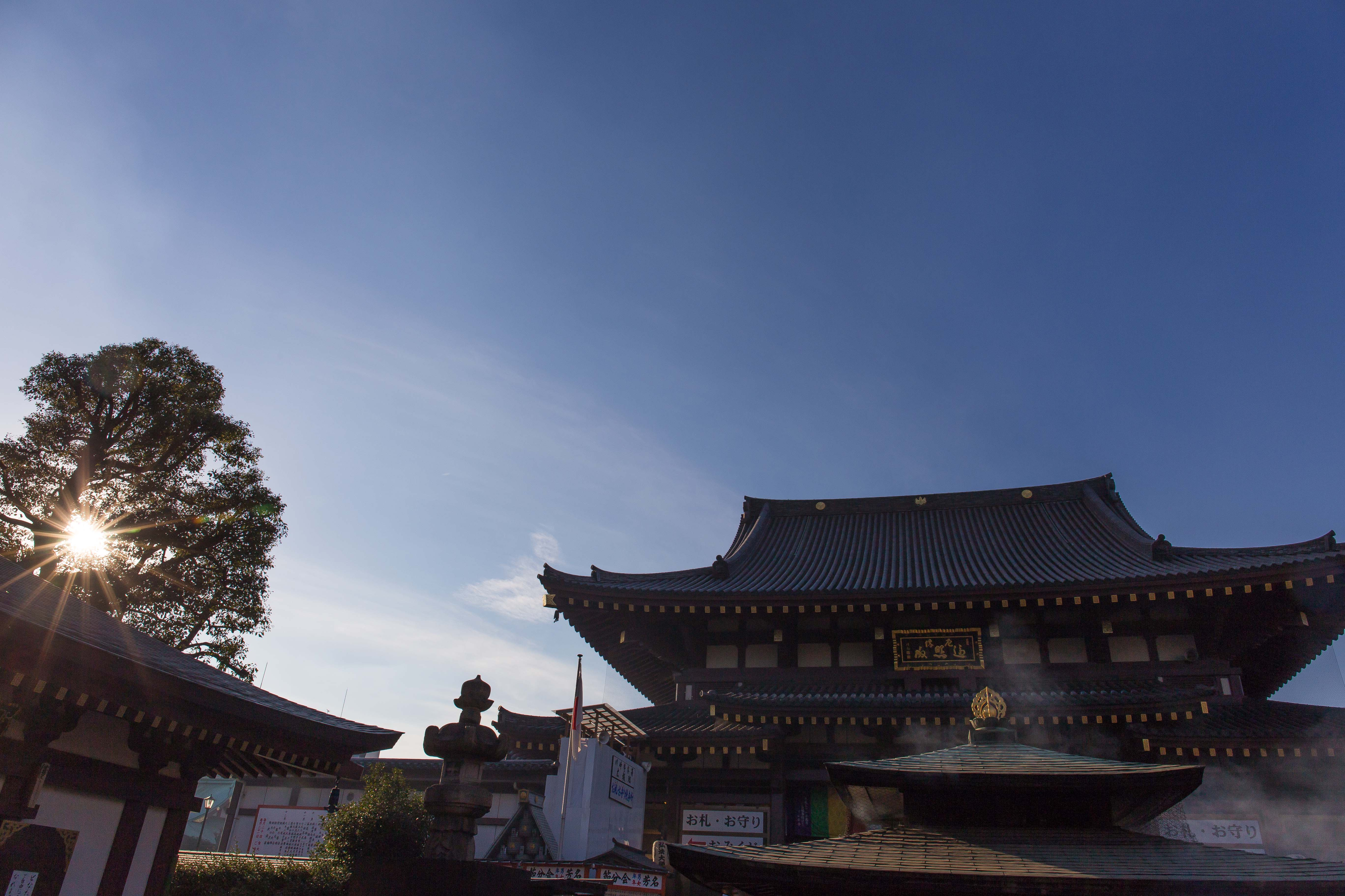 川崎大師初詣(6)