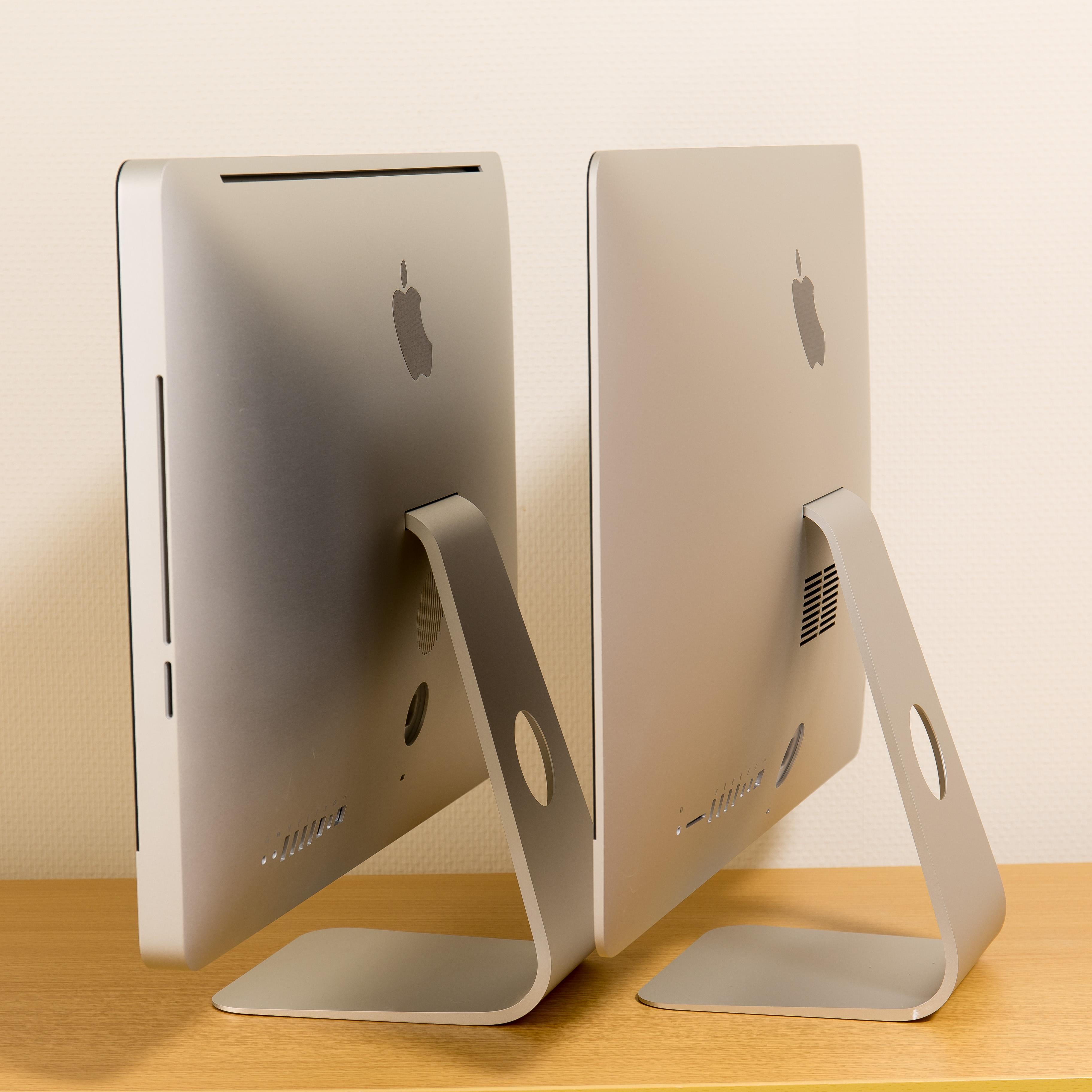 「iMac Retina 21.5インチ」購入(4)