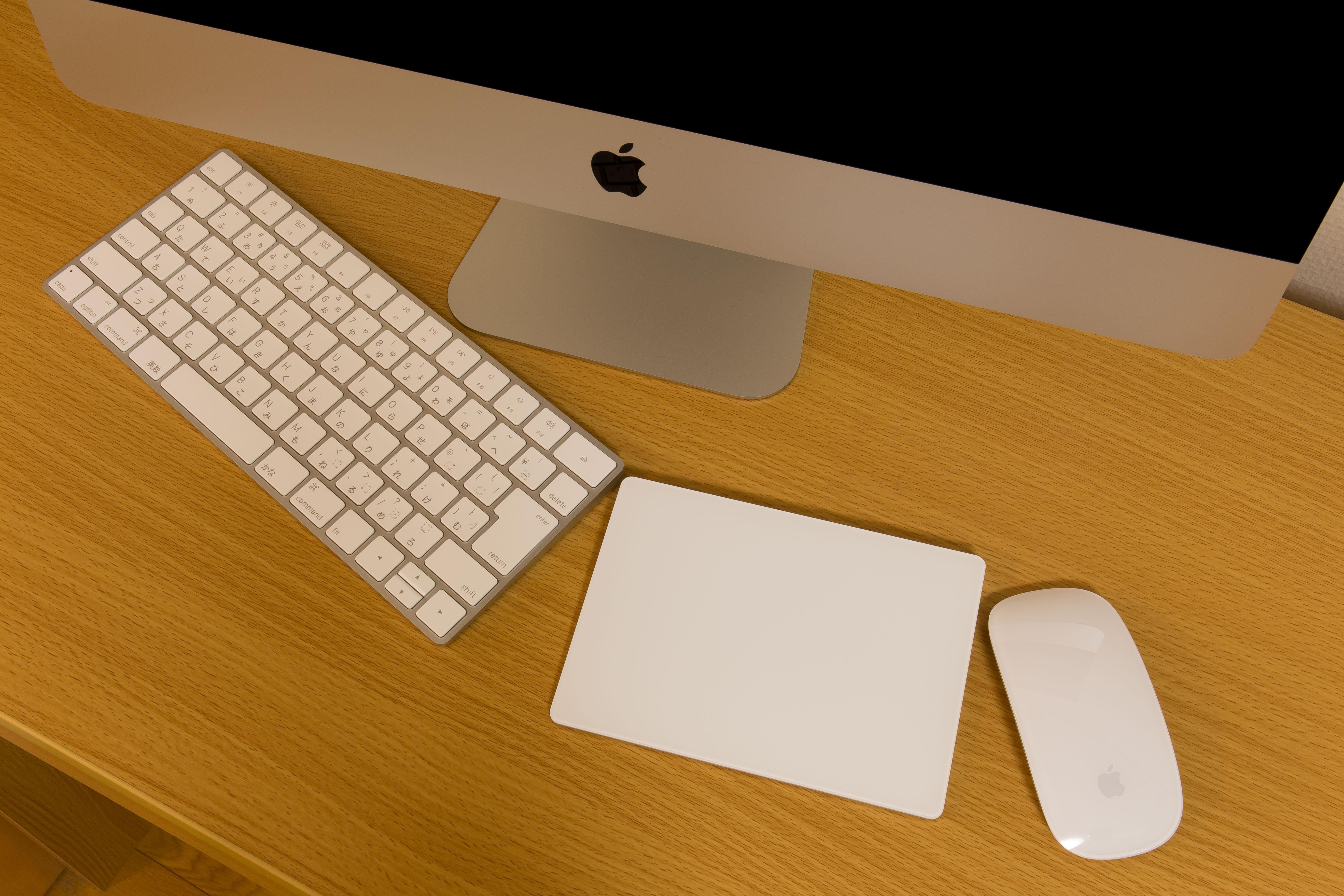 「iMac Retina 21.5インチ」購入(6)