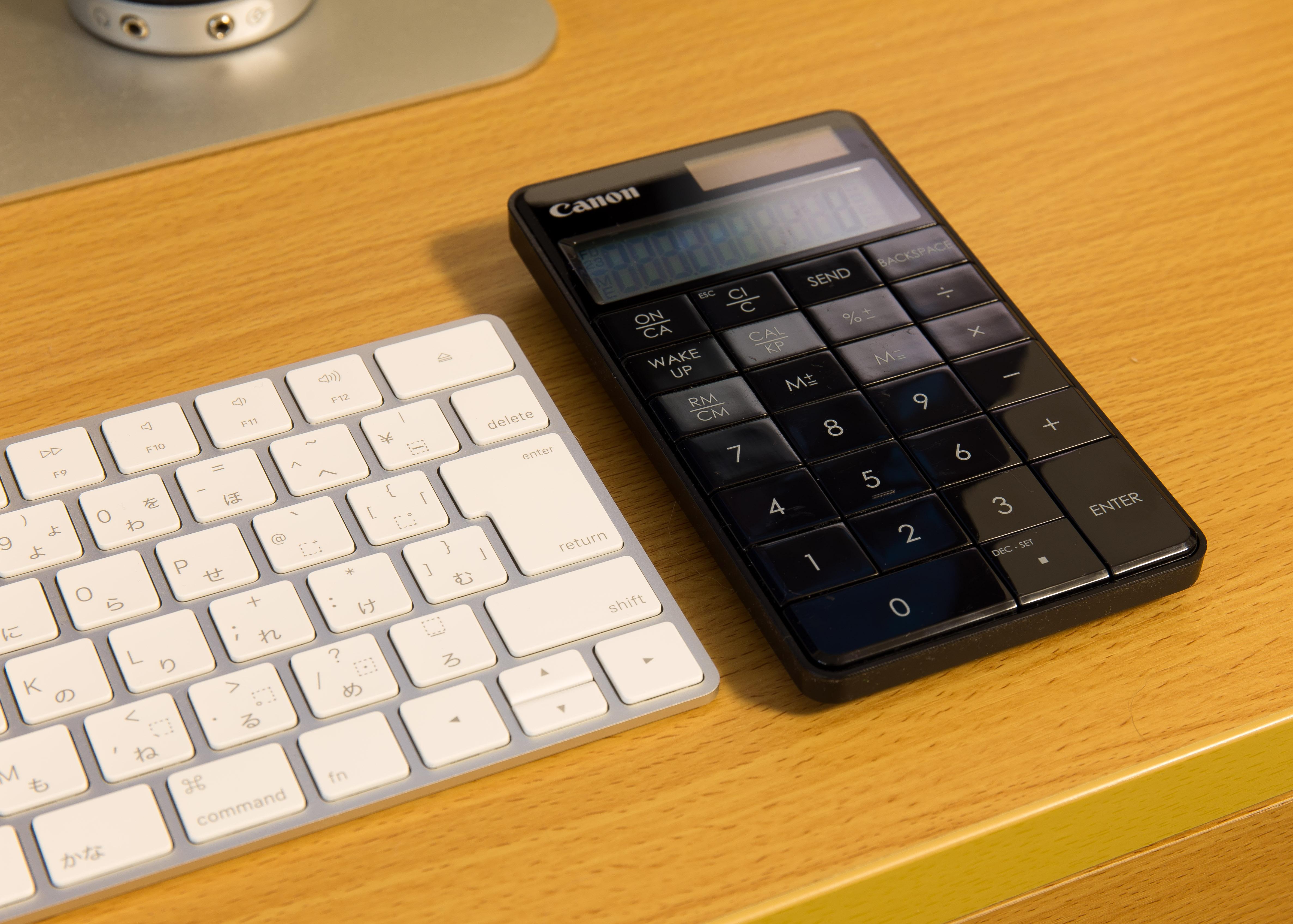 テンキー電卓(メインイメージ)